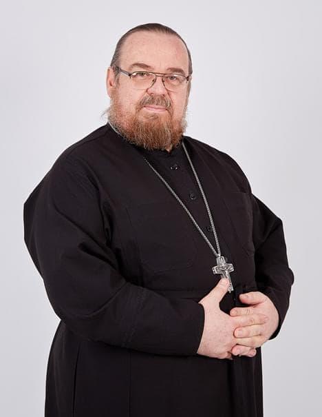 Отец Иоанн Суворов директор центра Воскресение
