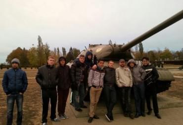 Прохоровское поле танк ИС-3