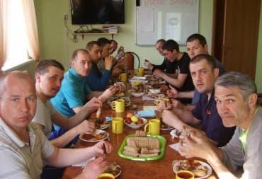 Сытные и вкусные обеды от нашего шеф-повара
