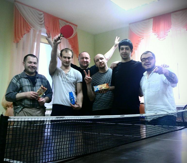 Наша команда по теннису
