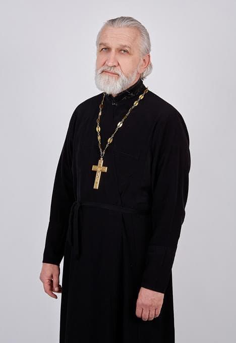 Вячеслав Романишин иерей врач общей практики