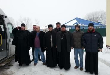 Гости из Варненской митрополии Болгарии