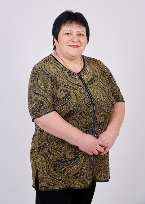 Людмила Шафигулина консультант по труду Центра Воскресение